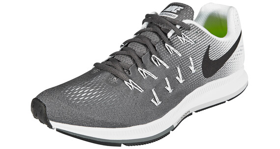 Nike Air Zoom Pegasus 33 Shoes Men dark grey/black-white